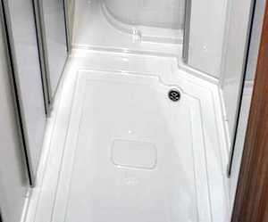 R paration cabine de douche du camping car eau sanitaire - Cabine de douche pour caravane ...