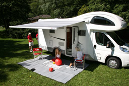 Block Electric J Camping Car