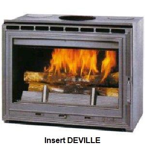 Bricolage fiche bricolage le bon coin comment installer un insert deville 7 - Installer un insert dans une cheminee ouverte ...