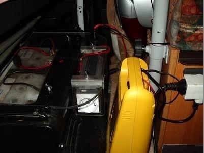 coeur assistance mecanique sur batterie